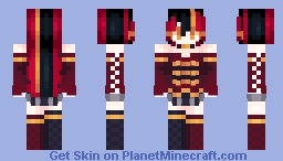 💖 Heads Will Roll 💖 Minecraft Skin