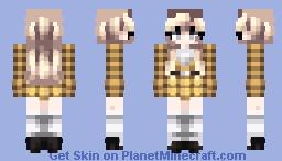"""""""𝐒𝐭𝐮𝐩𝐢𝐝 𝐜𝐡𝐢𝐥𝐝𝐩𝐫𝐨𝐨𝐟 𝐜𝐚𝐩𝐬!"""" Minecraft Skin"""