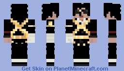 Michael Jackson Minecraft Skin
