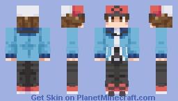 Hilbert Minecraft Skin