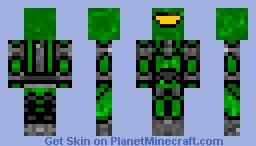 Halo skin 3 Minecraft Skin