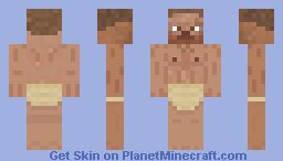 Helot Skin Base Minecraft Skin