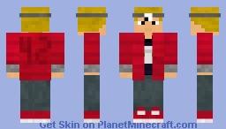 henrique's skin Minecraft Skin