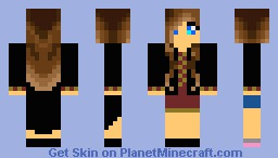 Similiar Hermione Harry Potter Minecraft Skins Keywords - Skin para minecraft pe hermione