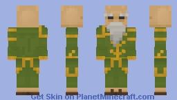 Hermit (Shadow Fight 2) Minecraft Skin