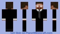 Herobrine Groom Minecraft