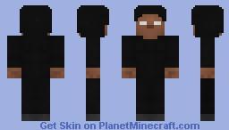 Herobrine (Fallen Kingdom) Minecraft Skin