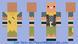 WonderCraft - Hero (Cartoon) Minecraft Skin