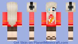 °ѕυgαя° Gamer girl - Flash! Minecraft Skin