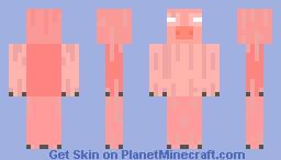 HeroSwine Minecraft Skin