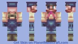 Sailor #1 Minecraft Skin