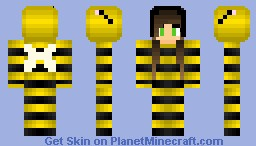 HeyImBee Official Skin