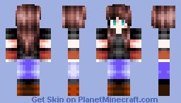 I made a skin. -yey- Minecraft Skin