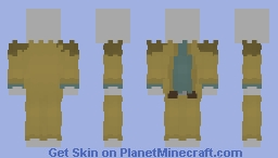 Plain Therapist Outfit [Lord of the Craft] Minecraft Skin
