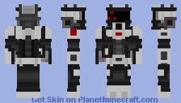 Assault Marine Minecraft Skin