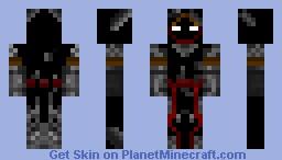 Herobrines Return Minecraft Skin