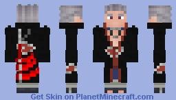 Hidan: Naruto Shippuden (#0357) Minecraft Skin