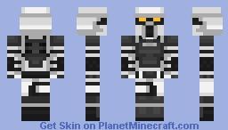 Borderlands 3 - Hightower Crew Minecraft Skin