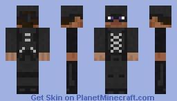 Highwayman - Steamcraft Minecraft Skin