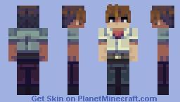 keiichi maebara (Higurashi) Minecraft Skin