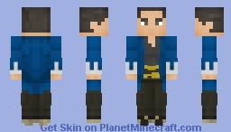 Hijikata Toshizo - Ryu ga Gotoku Ishin! Minecraft Skin
