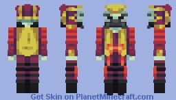 Hit The Target - REMAKE Minecraft Skin