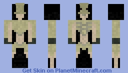 Hive Worker Drone [Kenshi] Minecraft Skin