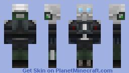 hl2 Combine Minecraft Skin