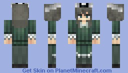 Haunted Mansion Maid - Disney Parks CM Minecraft Skin