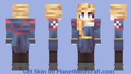 Azur Lane - Hood Minecraft Skin