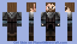 Game of Thrones - Hound Minecraft Skin