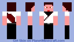Trader Minecraft Skin