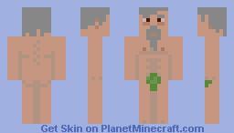 Hobo skin Minecraft