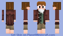 The Hobbit Minecraft Skin
