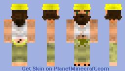 Hobo Minecraft Skin