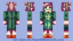 Holly - Skinmas Minecraft Skin