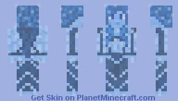 Bio-digital Jazz, Man - The Holographic World of A.I. Minecraft Skin