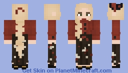 ❁ Red Roses (Dunwater Only) ❁ Minecraft Skin