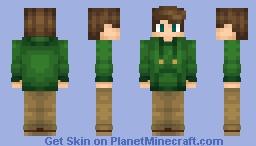 My Skin (Hoodie) Minecraft Skin