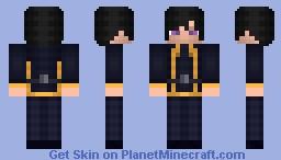 Lelouch vi Britannia [Look Update] Minecraft Skin