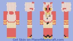 ℝ𝕙𝕠 — Horned Demon Minecraft Skin