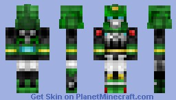 Transformers Generation 1 Hound Minecraft Skin