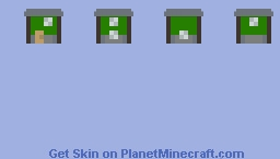 Small House. (For Builds) Minecraft Skin