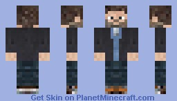 Dr. Gregory House Minecraft Skin