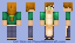 Housewife Minecraft Skin