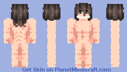 Eren Jeager [Titan Form (Attack on Titan)] Minecraft Skin