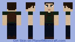 Hiker Minecraft Skin