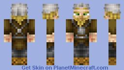 Request 1: Viking Minecraft Skin