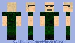 Jason Hudson [Baddibu's Gaming Skins] Minecraft Skin
