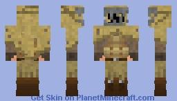 Hunger Crossout Minecraft Skin